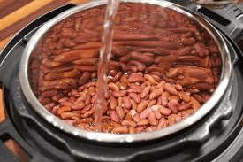 Kidney bean broth