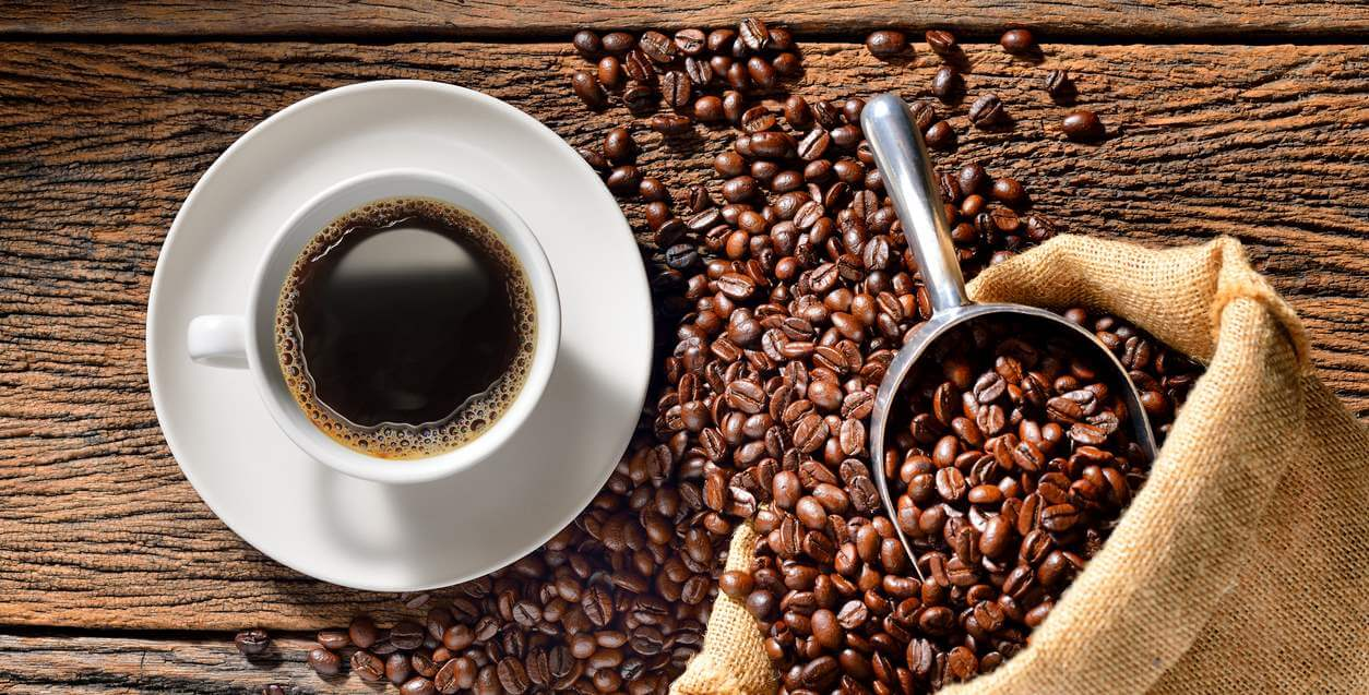 Less caffeine intake